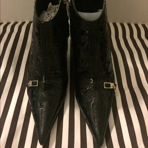 Christian Dior Pointy Boots